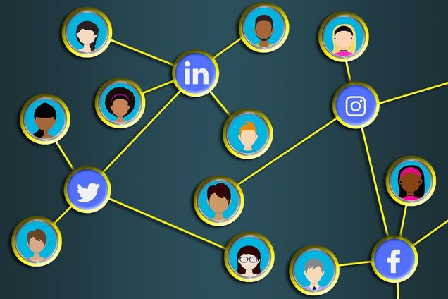 Building SEO campaign by using social media