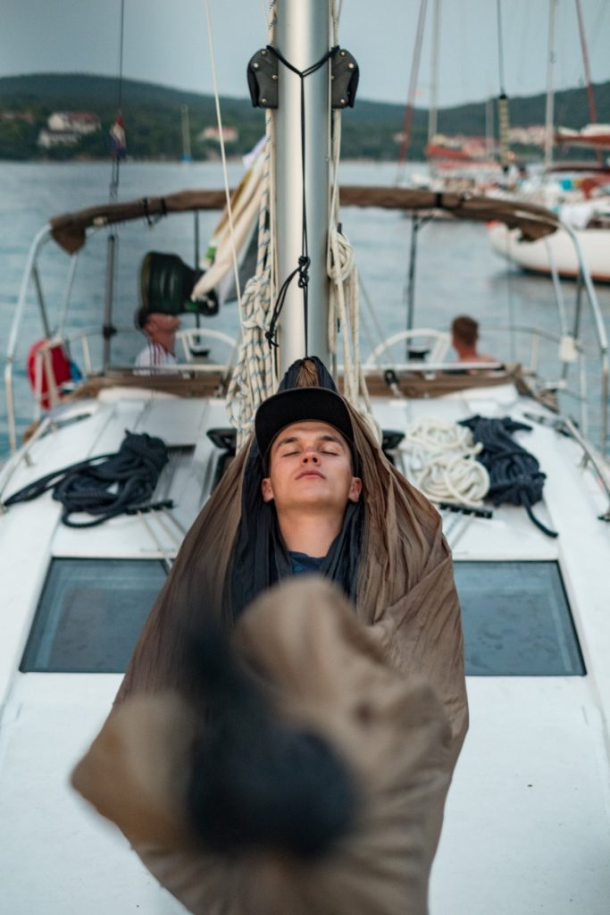 Bringing Hammock to Komodo Boat Trip: Incredible!