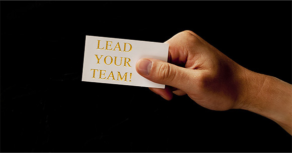 Leading your team to successful business