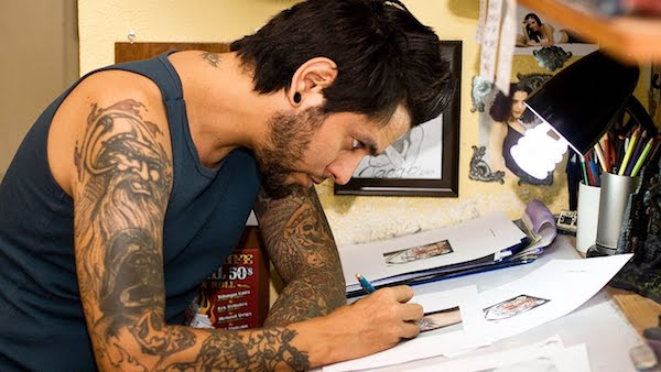 how to choose tattoo artist in indonesia