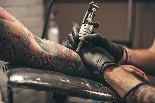 tattoo artist canggu