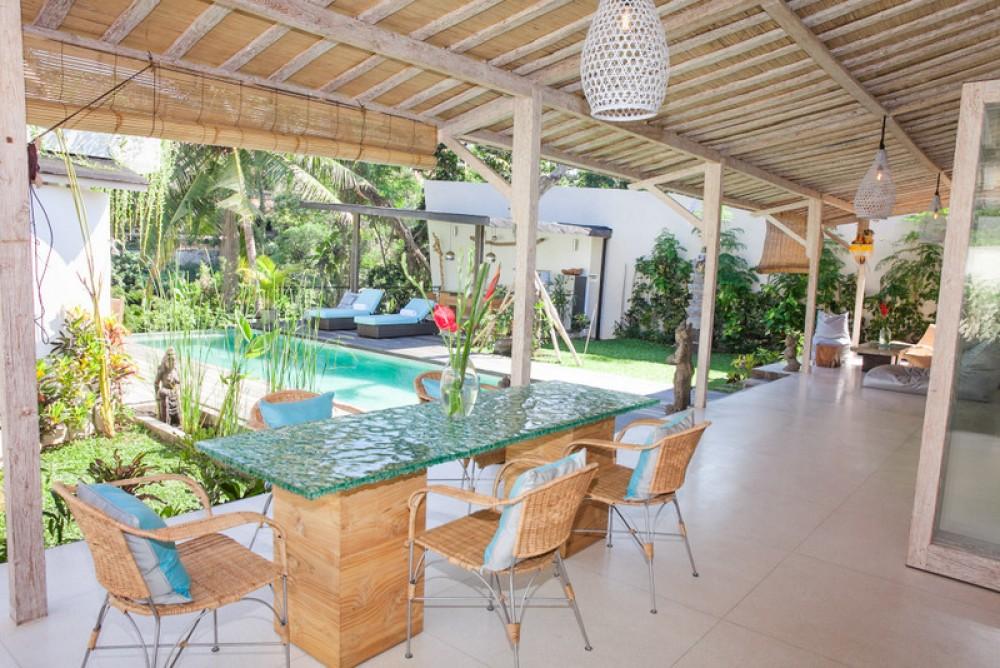 Villa Ubud Bali - Living Room