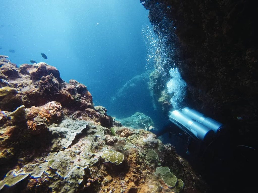 Gili Tepekong: The Lesser Known Bali Diving Spot