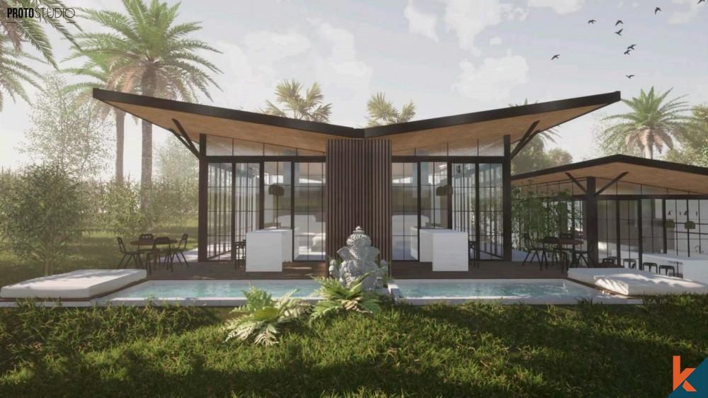 Building A Gorgeous, Nature-Inspired Villa Ubud Bali