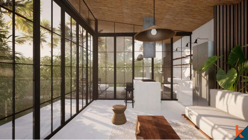 Expansive Windows With Awe-Inspiring Views