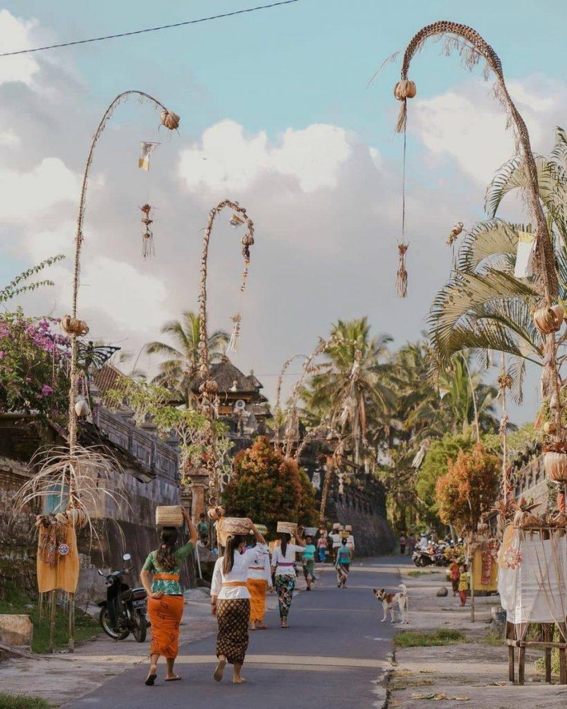 Feature the Local Area Around Your Bali Villas